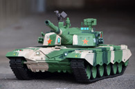 Heng Long 1/16 2.4G ZTZ Type 99 Chinese Style 3899-1 main RC tank RTR
