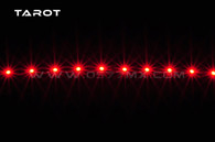TAROT 4 & 6-axis Quadcopter and Helicopter LED belt - RED TL2816-01 (5 SET)