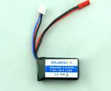 Volantexrc 500mAh 2S 7.4V 20C Lipo Battery
