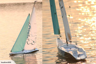 HAWAII 1000-Beili Racing Yacht .2014 New