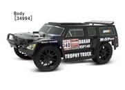 HSP DAKAR H140,1/14 Trophy Truck 94349, Black