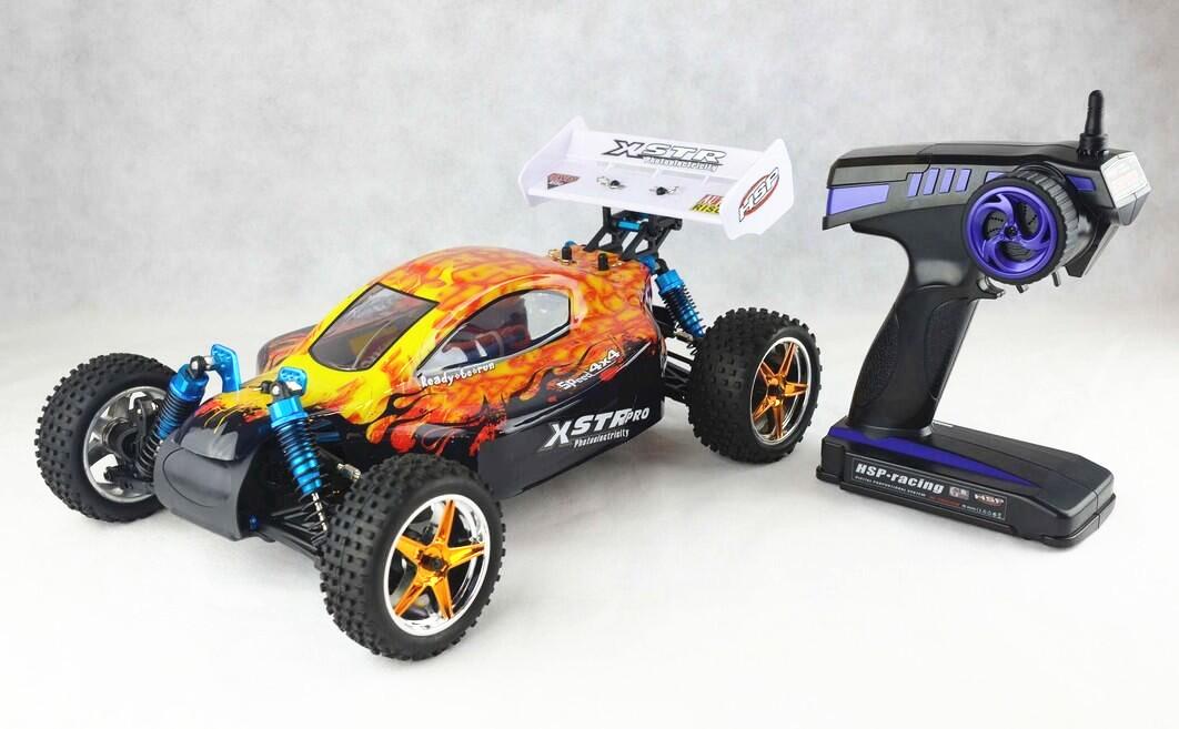 Hsp Xstr 94107pro Off Road Buggy