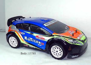 HSP 94118 1/10th 4WD Kutiger EP Electric Power R/C Sport Rally Racing Car