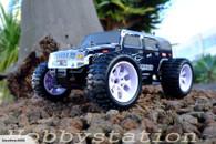 HSP 94111 Hamer 1/10 Scale RC Monster Truck, Body:11612