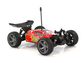 HIMOTO Spino 1:18 SCALE RTR 4WD ELECTRIC POWER BUGGY W/2.4G REMOTE Red 28725