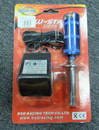 RED CAT /BSD Glow starter with charger B7004-A
