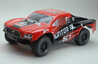DHK 8331 R Hunter BL 1:10 Scale 4WD Short Couse Brushless Truck, W/ 2.4GHz Transmitter RTR