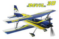 Dynam Devil 3D PNP DY8954 RC Biplane RC Plane