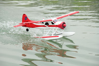 "Dynam Beaver DHC-2 1500mm (59"") Wingspan DY8961 Seaplane RC Plane - PNP"