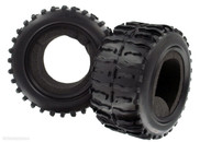 HSP 08009N Tyre 2p 1/10 Scale Spare Part
