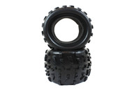 HSP RC CAR PARTS 62011 Tyres 2 pcs 1/8 Scale for Monster Trucks & Truggies