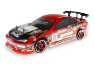 HSP 94123 2.4Ghz Flying Fish Electric Drift car 1/10 RTR, Body:12363-R S15