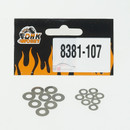 DHK  RC CAR PARTS 8381-107 Washer-A/washer-B (8 pcs each)
