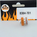 DHK RC CAR PARTS 8384-701 Hex Apapter and M12 17mm Nut (1pc)