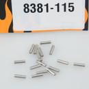 DHK RC CAR PARTS 8381-115 Pins (dia 2*8mm) (16 pcs)