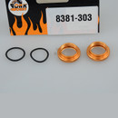 DHK RC CAR PARTS 8381-303 Shock adjust ring /O ring (dia 18.5mm*dia 1.5mm) (2 pcs)