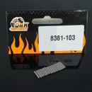 DHK RC CAR PARTS 8381-103 Pins(dia 2*10mm) (16 pcs)