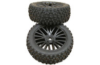 DHK RC CAR PARTS 8131-013 Front tires (for buggy 8131)
