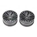 DHK RC CAR PARTS 8131-015 Buggy front wheels (2 pcs)