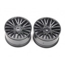 DHK  RC CAR PARTS 8131-017 Buggy rear wheels (2 pcs)
