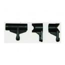 DHK 8382-601 Servo Saver Suspension Arm and Upper/Lower Steering Suspension Arm