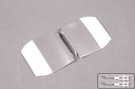 FMS 1400mm P-51D SU134-Shangri-la Inner fairing door Parts