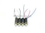 UDI a set of white & red motors for U818A (4pcs)