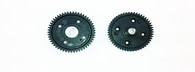 DHK RC CAR PARTS 8135-203 Spur gear-53T (plastic) (2 pcs)