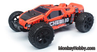 RED CAT 2015 New Version BSD BS214T 1/10 Brushed Truck RTR