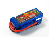 GIANT POWER LC-4S1800H LIPO 1800mAh 14.8V 65C XT60 Plug