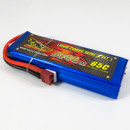 GIANT POWER LC-4S2600H LIPO Battery 2600mAh 14.8V 65C XT60 Plug