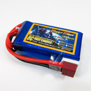 GIANT POWER LC-3S1300H LIPO 1300mAh 11.1V 65C DEANS