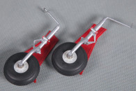 FMS 800mm P51D SC109 Red Tail Main landing gear