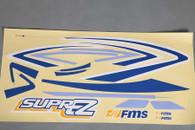 FMS 1200mm SuperEZ PH114 Sticker