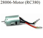 HSP RC CAR PARTS 28006 Motor RC380 (For 1/16 EP Model)
