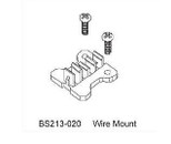 BSD/RED CAT 1/10 BS213-020 WIRE MOUNT