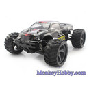 HIMOTO Mastadon 1:18 SCALE RTR 4WD ELECTRIC POWER Brushless TRUCK W/2.4G REMOTE Black