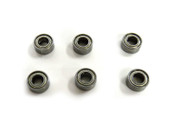 Himoto 1/10 Ball Bearings 10X5X4 6P (part #31044)