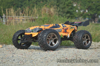 VKARRACING BISON 1:10 Scale 4WD Off -Road Truggy Frame without any electric parts