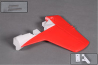 FMS 1400mm T-28 V4 PM104 Vertical Stabilizer - Red