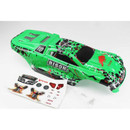 SHELL BODY Green - BISON - VKAR GREEN ET1025-G RC CAR PARTS