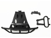 DHK RC CAR PARTS 8135-705 Bumper Front / Upper Suspension Arm Mount Front 1/10 Hunter