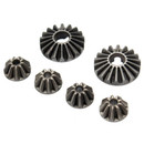 Vkar Bison V2 RC CAR PARTS DIFF GEAR 9T & 18T ET1082