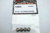 Vkar Bison BALL BEARING*4  (5X10X4MM) BB102