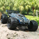JLB Racing CHEETAH 4WD 1/10 Scale Brushless Off-road Truck Truggy 1:10 RC Car Monster Truck 21101 KIT only frame without any electric parts