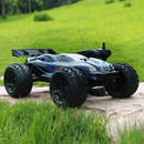 JLB Racing CHEETAH 80 km/h 4WD 1/10 Scale Brushless Off-road Truck 1:10 RC Car Monster Truck 21101 RTR with 80A ESC