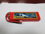 GIANT POWER LC-3S3300E Lipo 3300mah 11.1V  35C Deans battery
