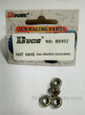 JLB Racing Cheetah 1/10 Brushless RC CAR PARTS BALL BEARING (5X10X4MM) 4pcs BE002