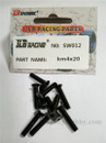 JLB KM4X20mm 10pcs Screw SW012 CHEETAH 11101 21101 1/10 RC Car Parts