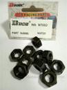 JLB 10PCS M10 Metal Nut Wheel Hex M10xP1.0 NT002 RC Car Parts